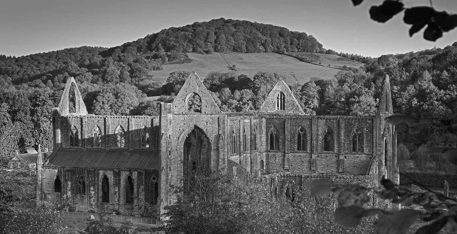 Tintern Abbey near Chepstow